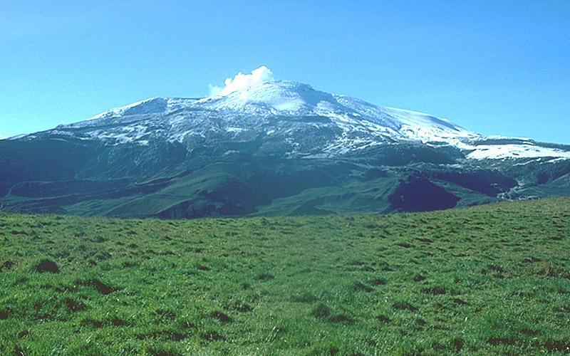 Nevado del Ruiz (fonte sito USGS)