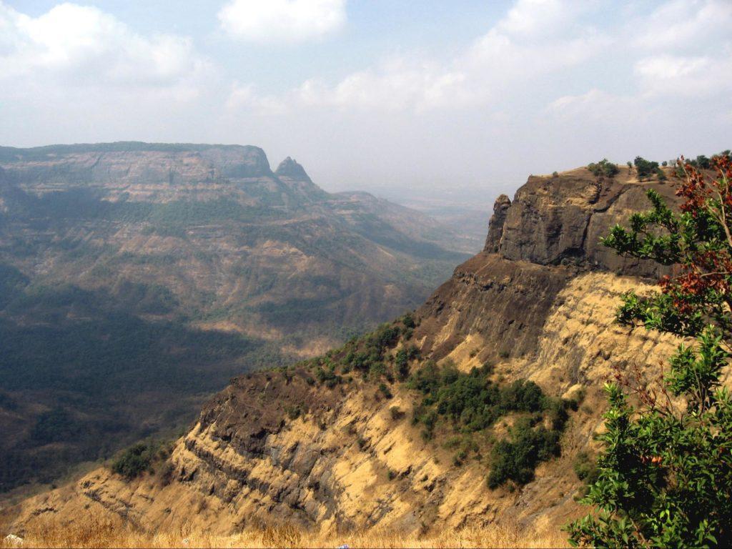 I Trappi del Deccan sono fatti così. (Fonte: wikimedia.)