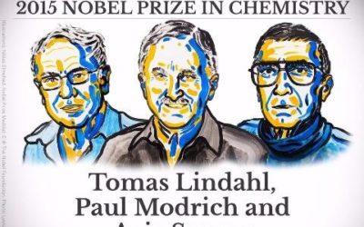 Premio Nobel per la Chimica 2015