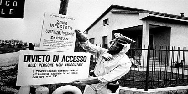 A quarant'anni dal disastro di Seveso