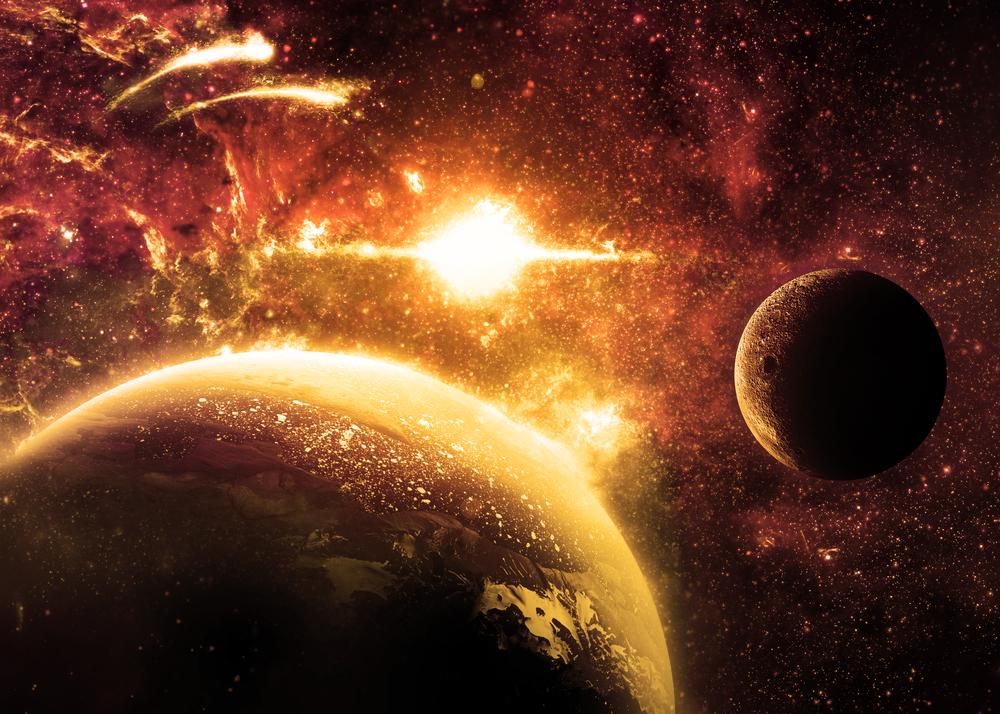 La nascita di un sistema planetario