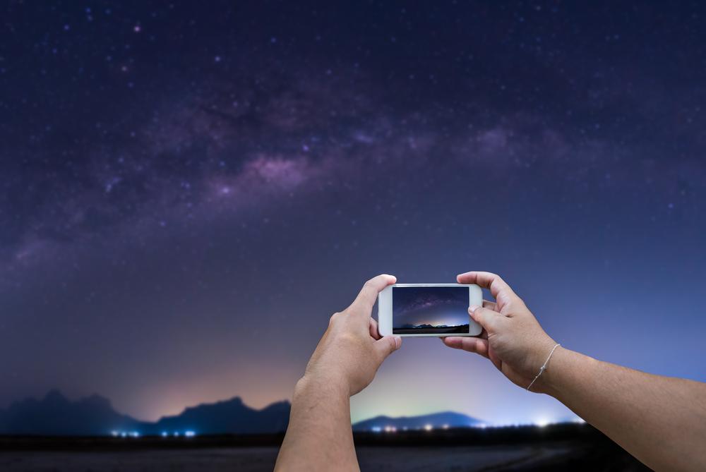 Quanta astronomia c'è nel vostro smartphone?