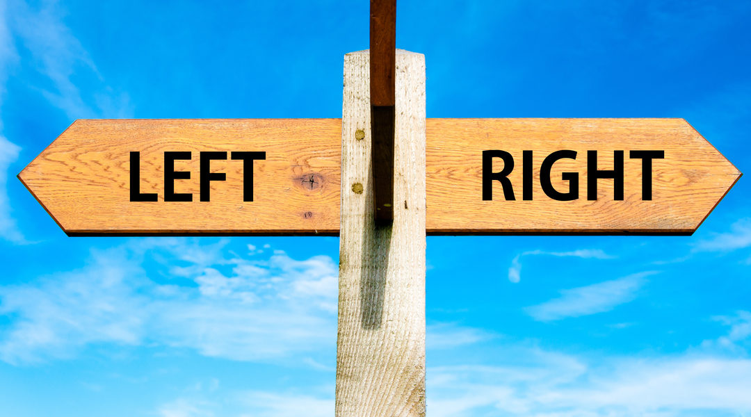 Destra o sinistra? Quando il cervello va in confusione