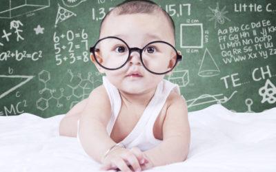 Lo strano caso del neonato intelligente