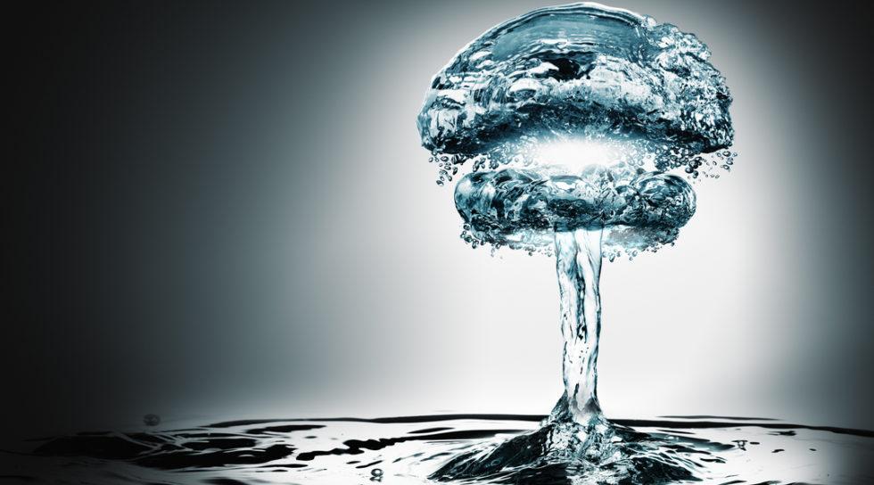 Fukushima Acqua nucleare