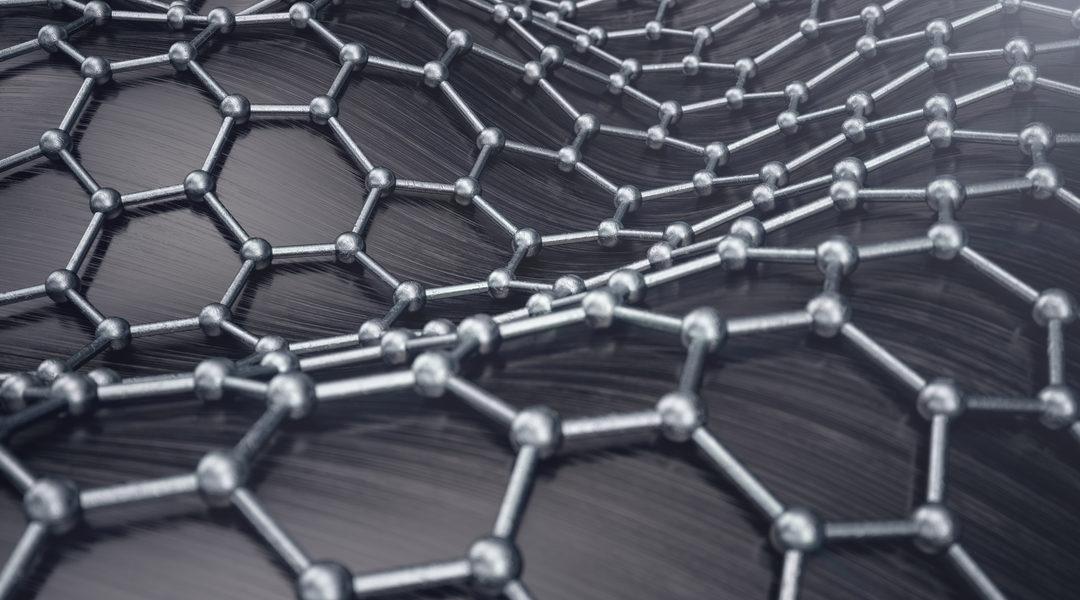 Un anello in carbonio