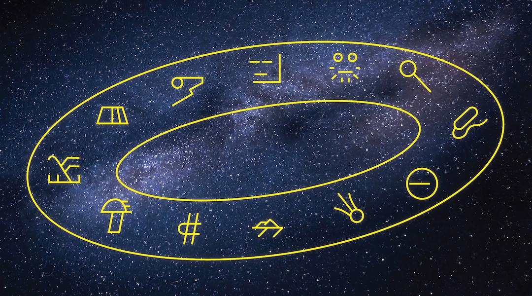 L'oroscopo coi nuovi segni made in Scientificast 2020