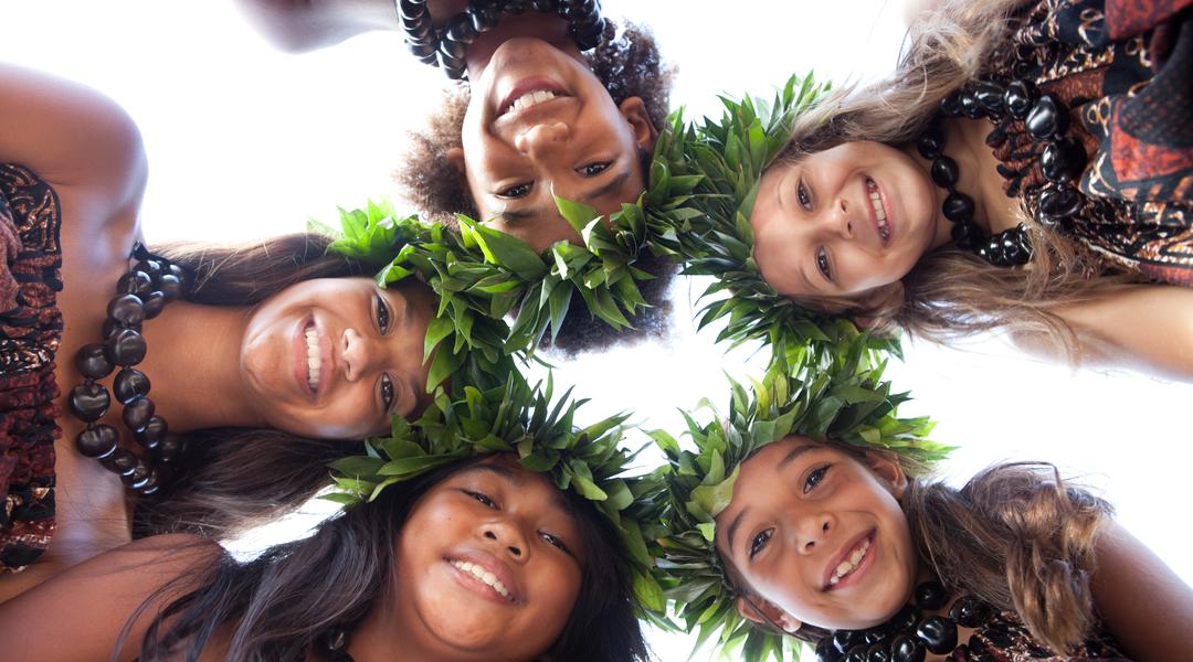 Lana, cotone e Polinesia