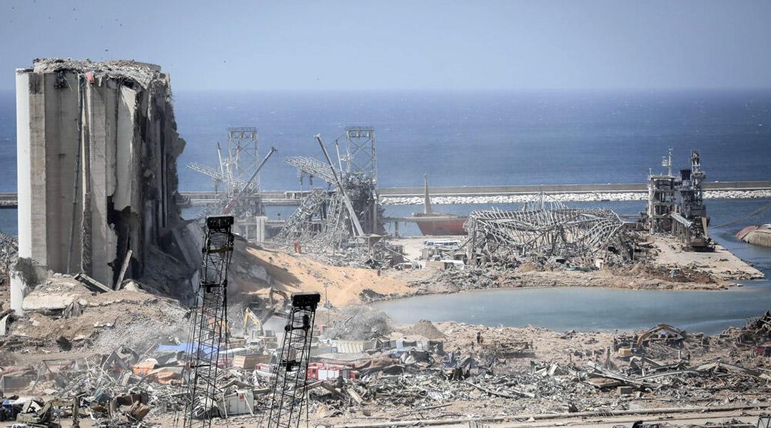 L'esplosione di Beirut e il nitrato di ammonio