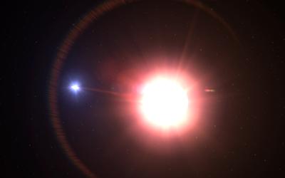 Centrali e stelle che (non) esplodono in fibra di carbonio