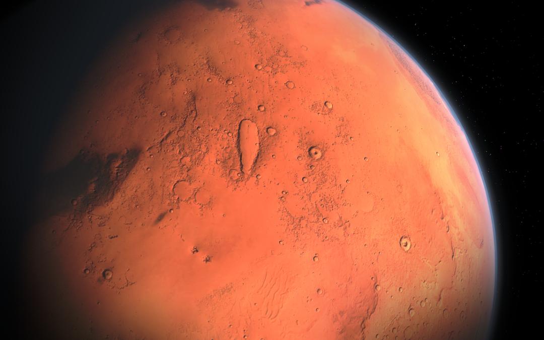 Chiocciole antiaderenti su Marte