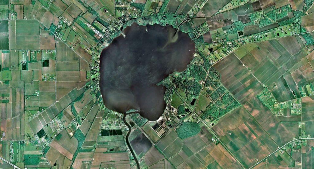 Vi siete mai persi un lago?