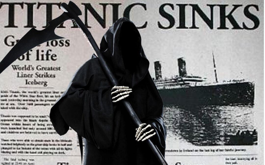 I morti nascosti dai quotidiani: dal bias alla censura