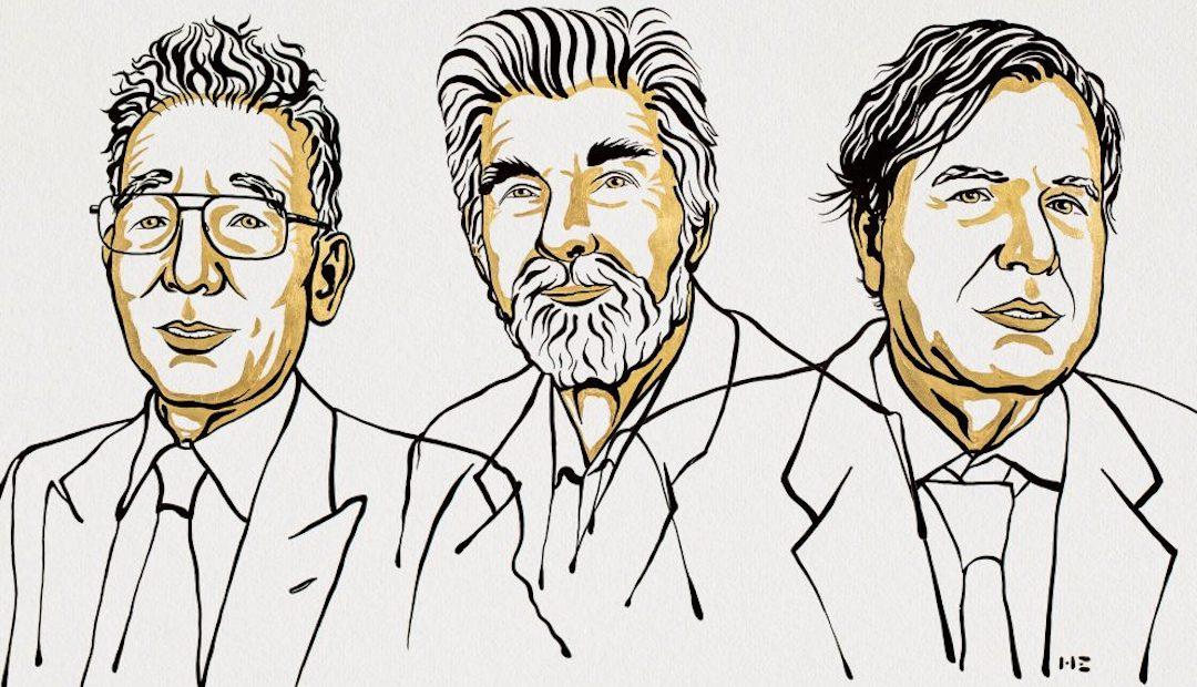 Il Nobel per la Fisica a Giorgio Parisi!